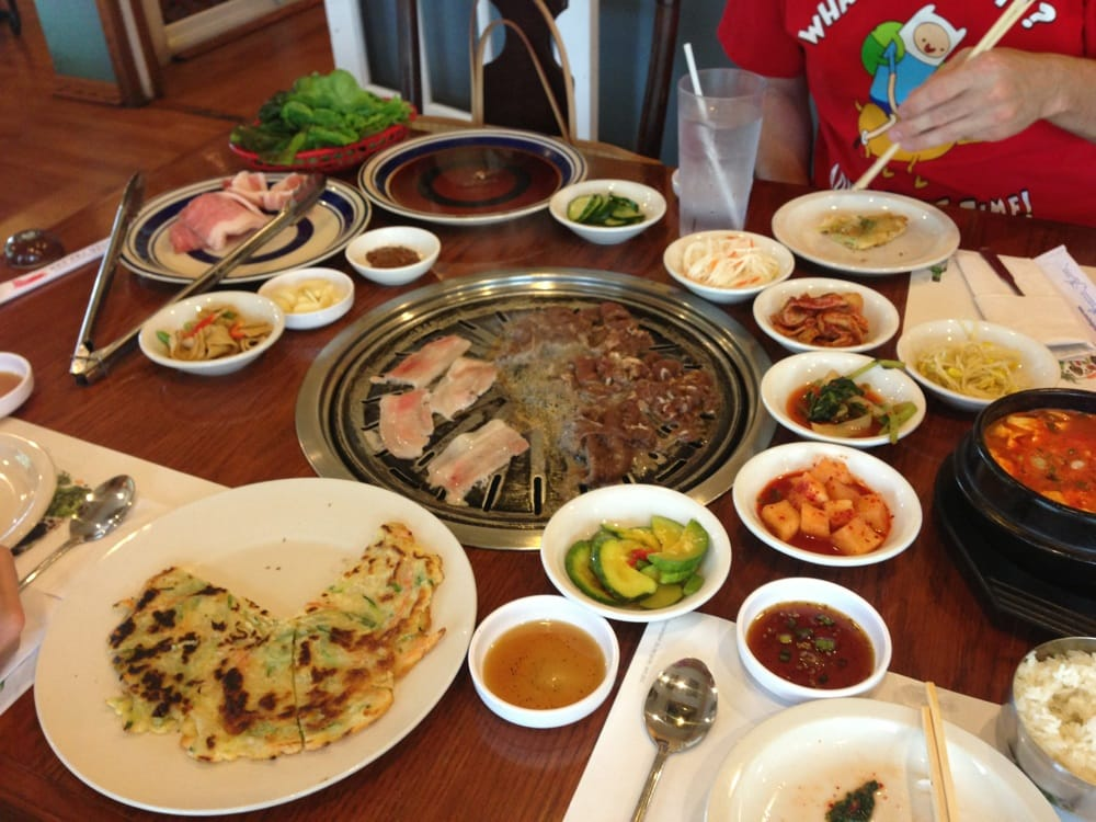 Korean Restaurant In Lisle Il