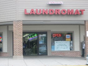 Lakeside Laundromat: 9669 Lost Knife Rd, Gaithersburg, MD