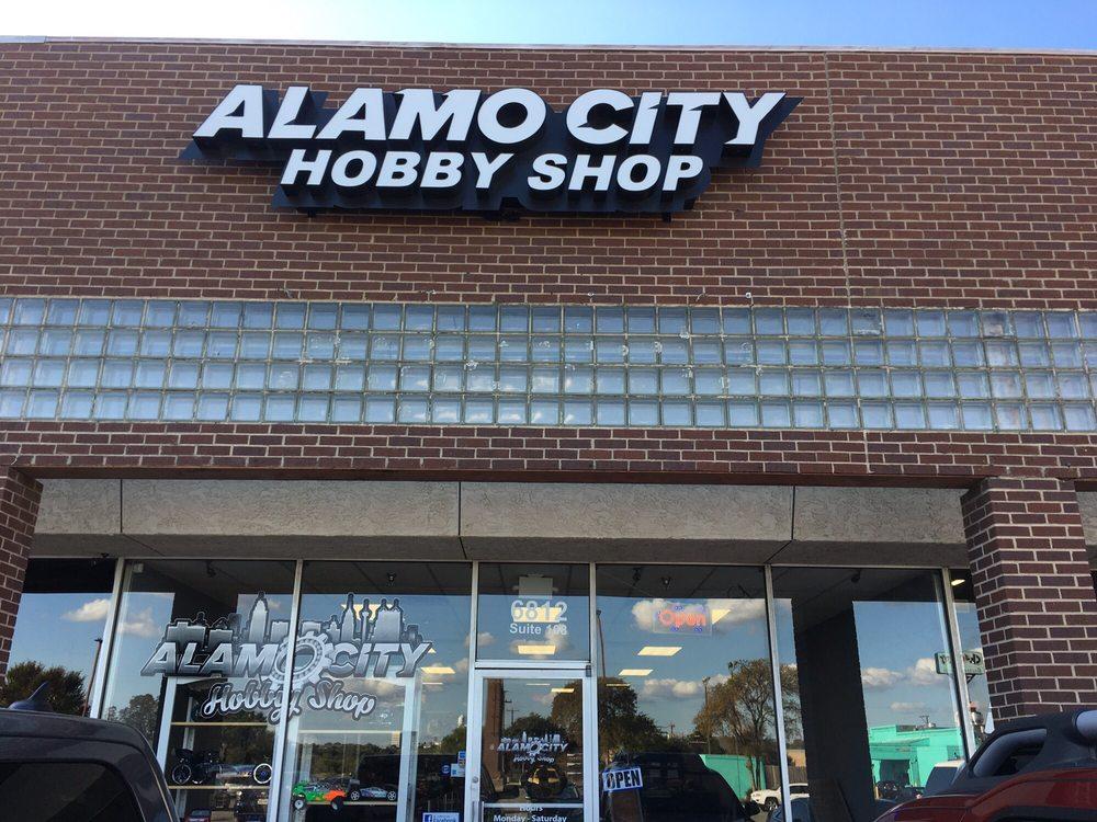 Alamo City Hobby Shop