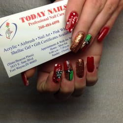 Today Nails - Nail Salons - 2833 E State Blvd, Fort Wayne, IN ...