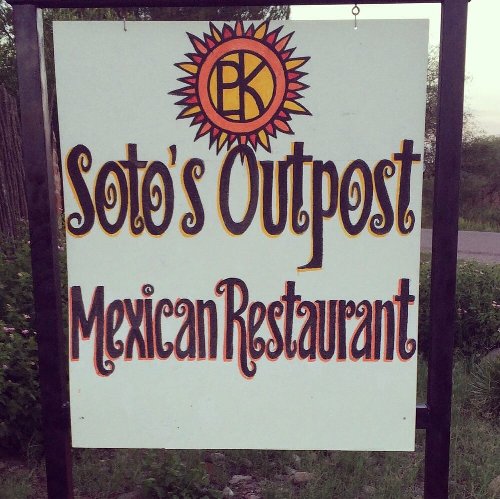 Photo of Soto's PK Outpost - Tubac, AZ, United States. Our logo!!