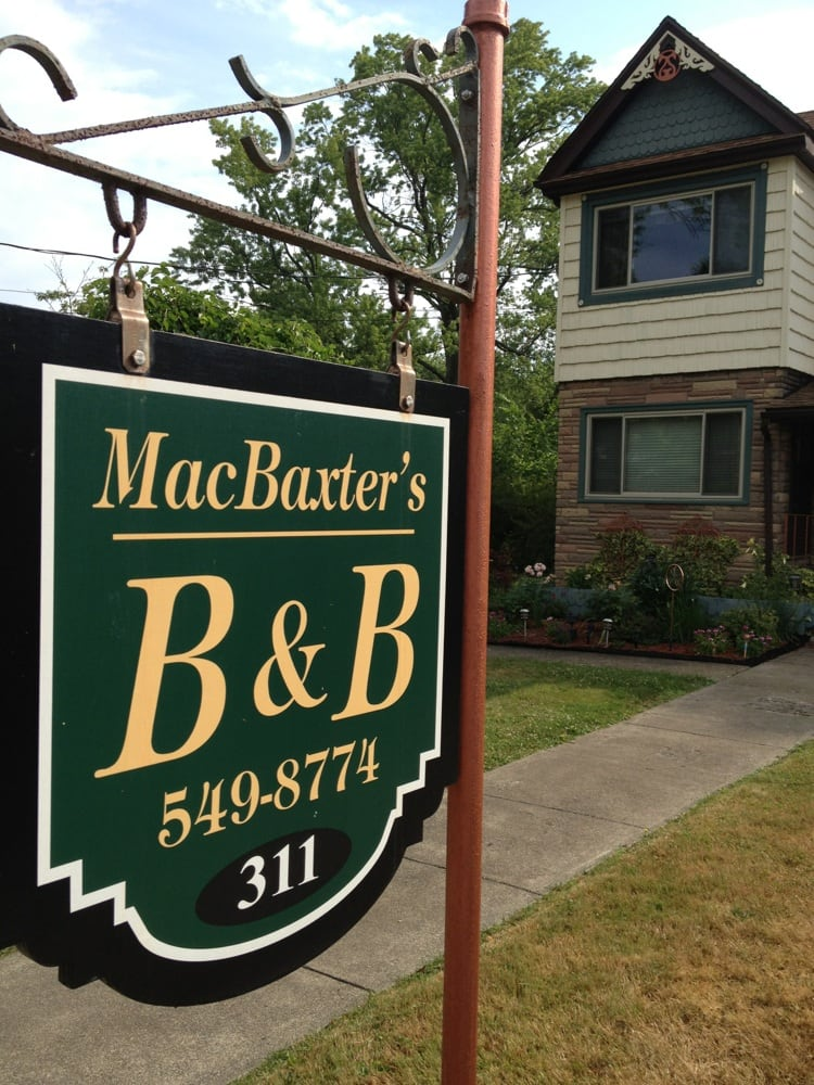 McBaxter's B&B: 311-315 N Main St, Angola, NY