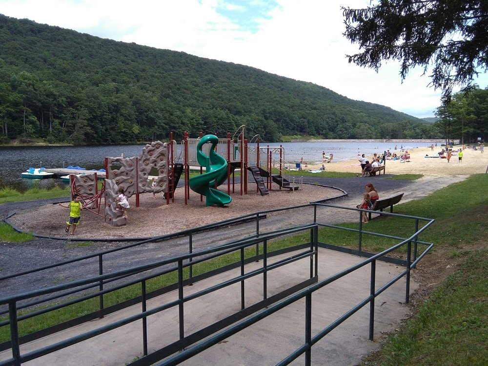 Poe Valley State Park: 136 Poe Valley Rd, Coburn, PA