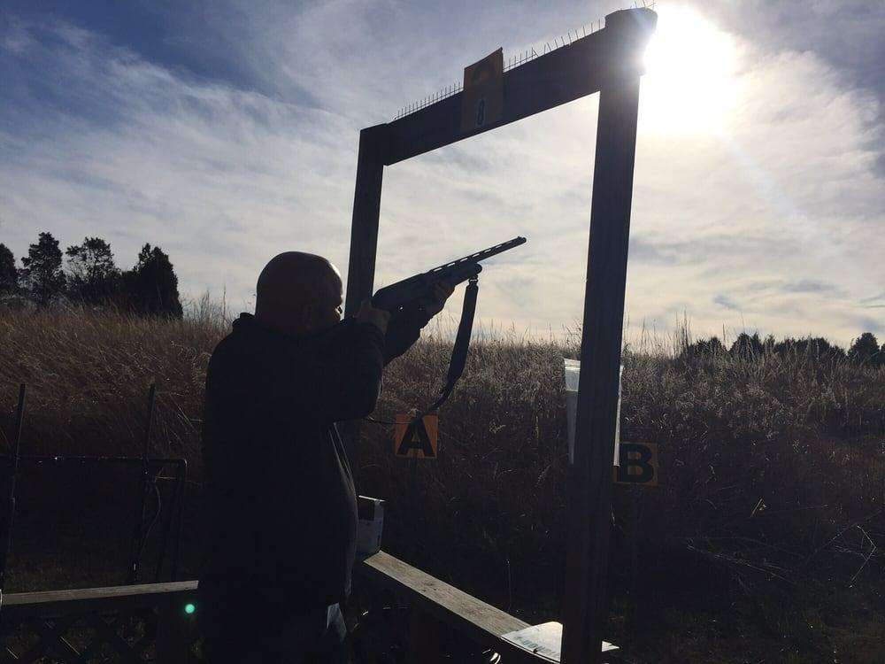 Indian Creek Shooting Center: 5950 Gun Club Rd NE, Georgetown, IN