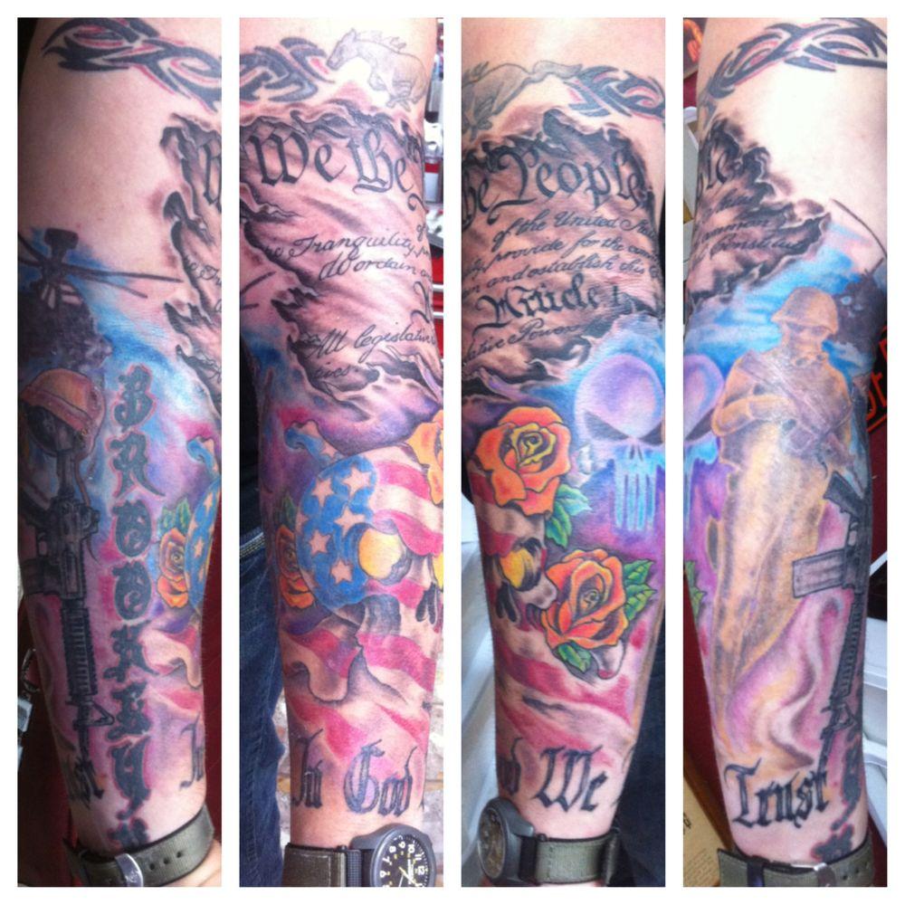 Tattoo Arama: 254 N Church Ave, Henderson, TN