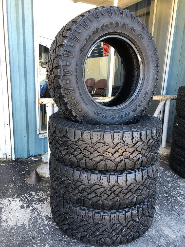 Muca's Tire & Service: 820 Texas Ave, Bridge City, TX