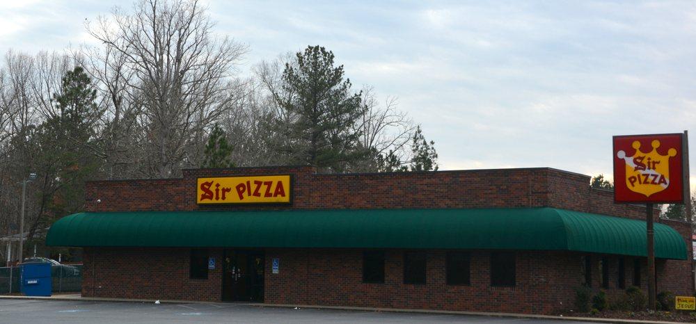 SIR Pizza of Troy: 703 Albemarle Rd, Troy, NC