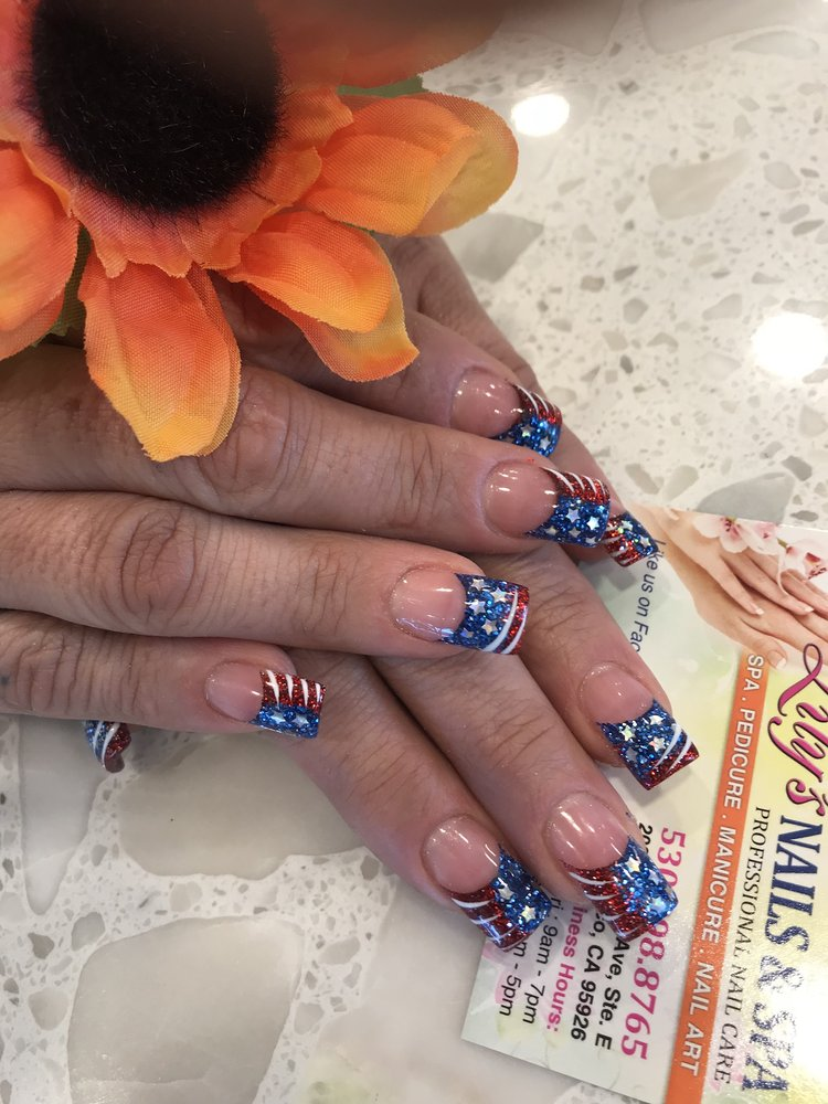 Lily's Nails: 208 W East Ave, Chico, CA