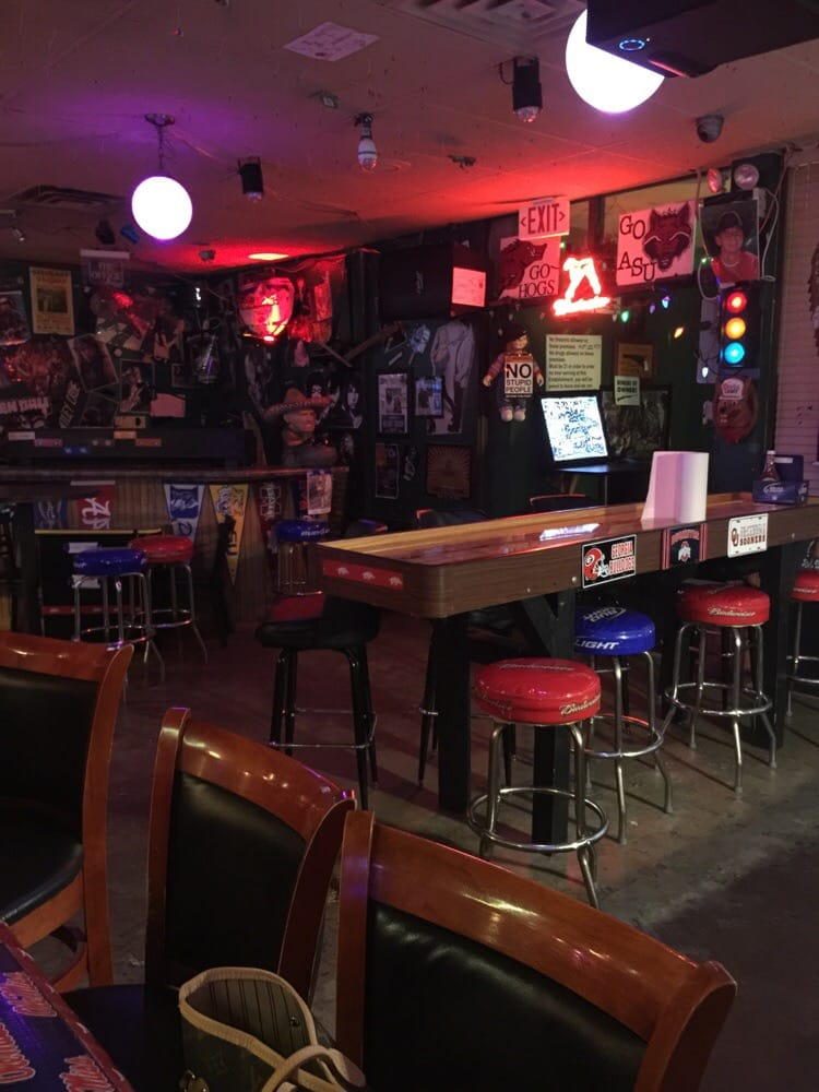 The Office Sports Grill: 1509 Marketplace Dr, Jonesboro, AR