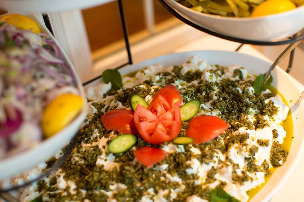 Pasha Mediterranean Grill