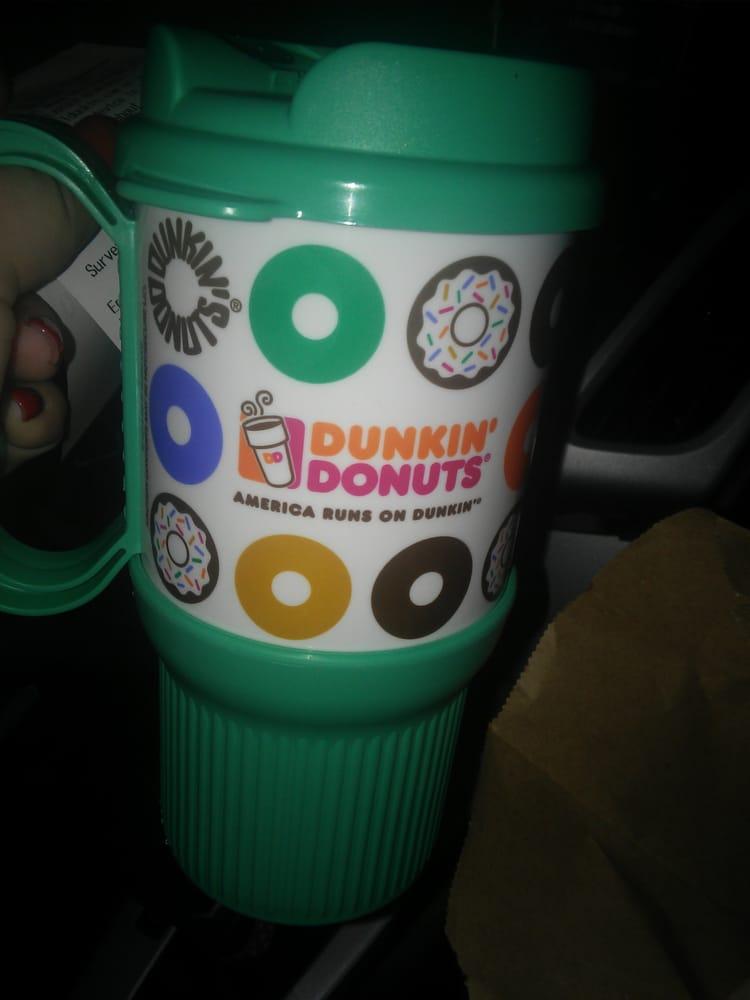 Dunkin' Donuts: 4370 E Lucas Dr, Beaumont, TX