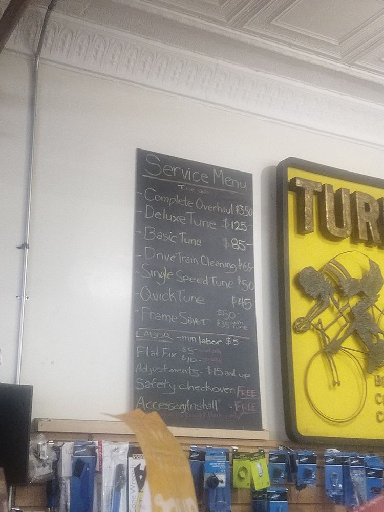 Turin Bicycle Chicago