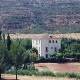 photo of granja escuela atalaya alcaraz albacete spain vista de la granja