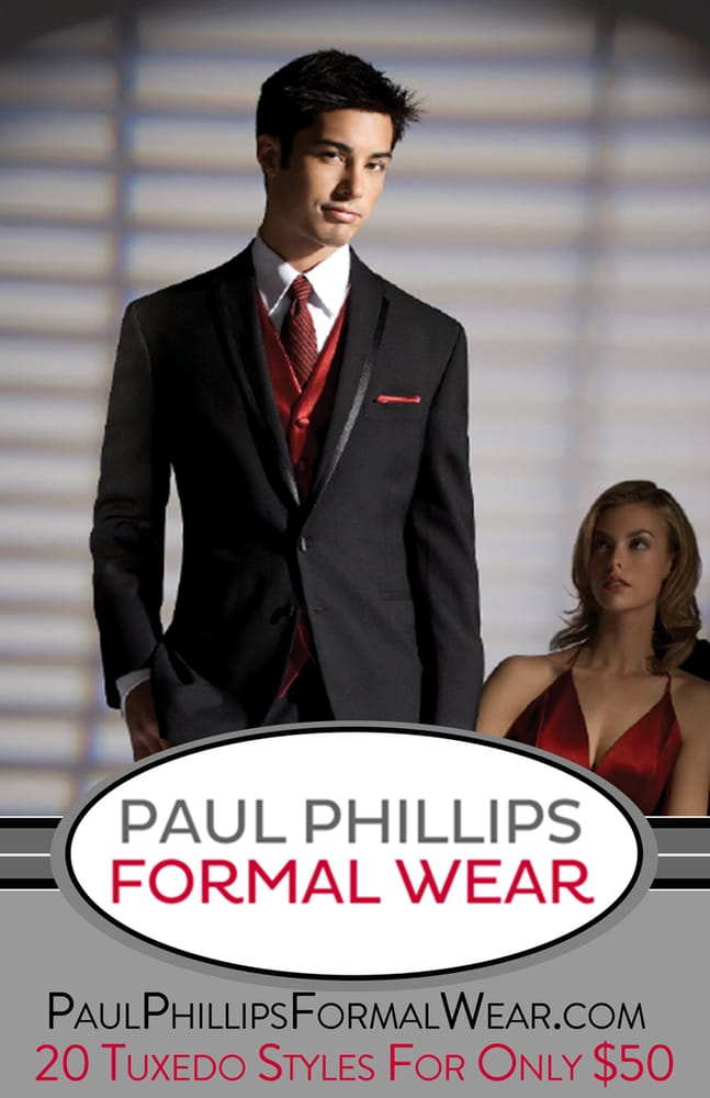 Paul Phillips Formal Wear & Limousine