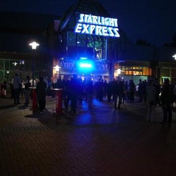 starlight express 92 fotos 96 beitr ge darstellende k nste stadionring 24 bochum. Black Bedroom Furniture Sets. Home Design Ideas