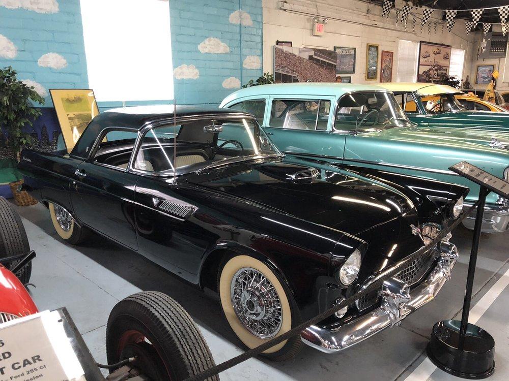 Social Spots from City Garage Car Museum