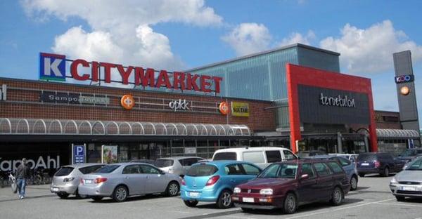 Citymarket Turku Länsikeskus