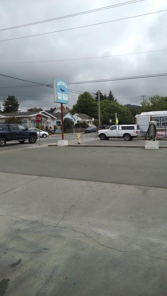 Car Wash Arcata Ca