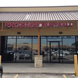 Proshop Paintball logo