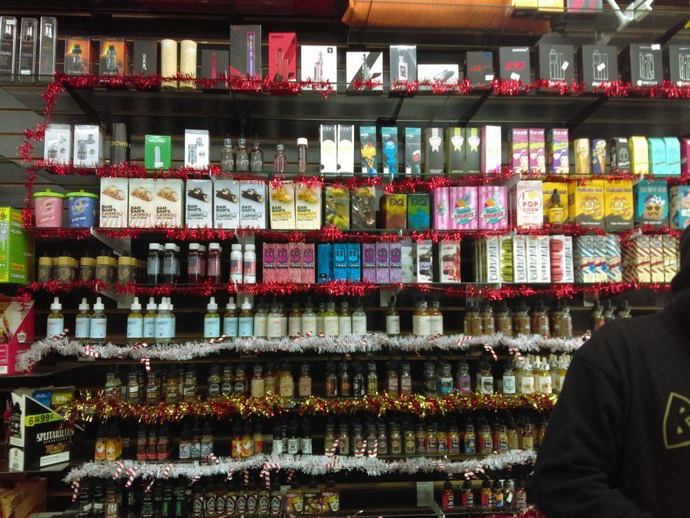831 Smoke Shop: 20 Mariposa Ave, Watsonville, CA