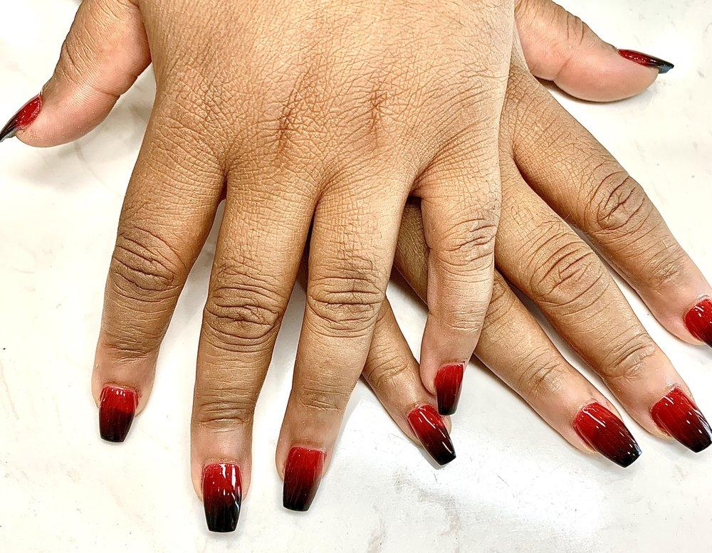 Luxury Nails: 16246 N Frederick Rd, Gaithersburg, MD