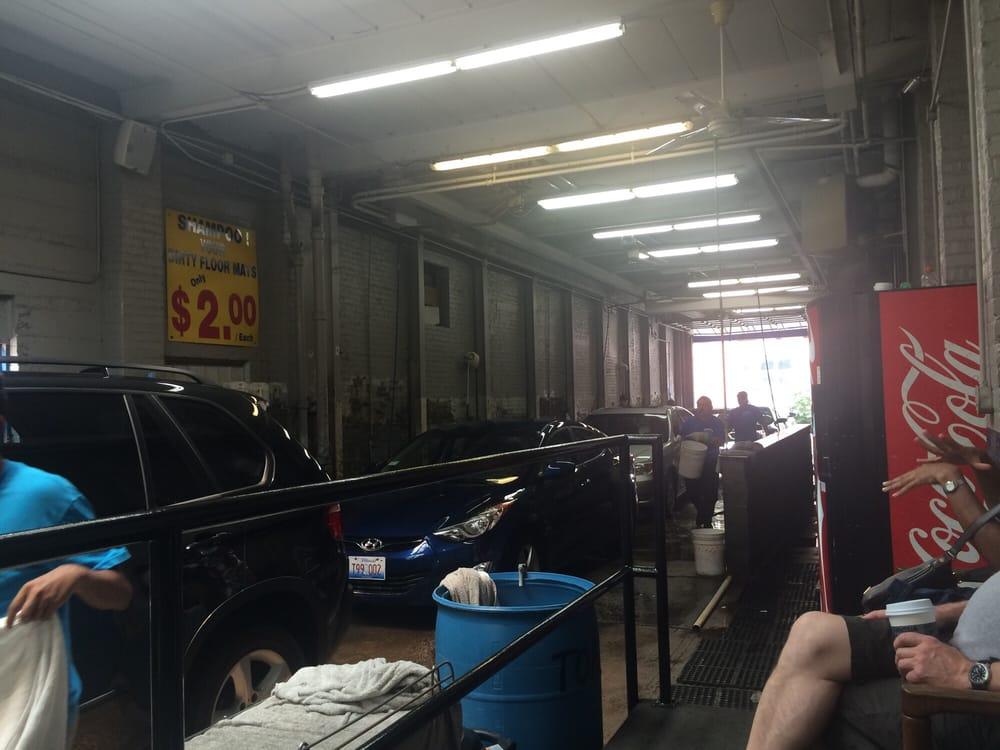 Clybourn Express Car Wash Chicago