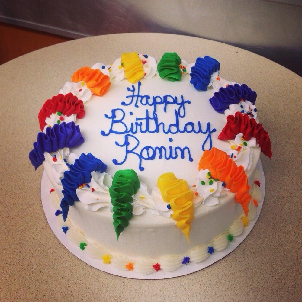 Celebration Cake Yelp