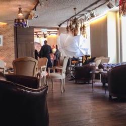 Cafeter a adolfo dom nguez restaurantes y bares calle for Adolfo dominguez serrano 96