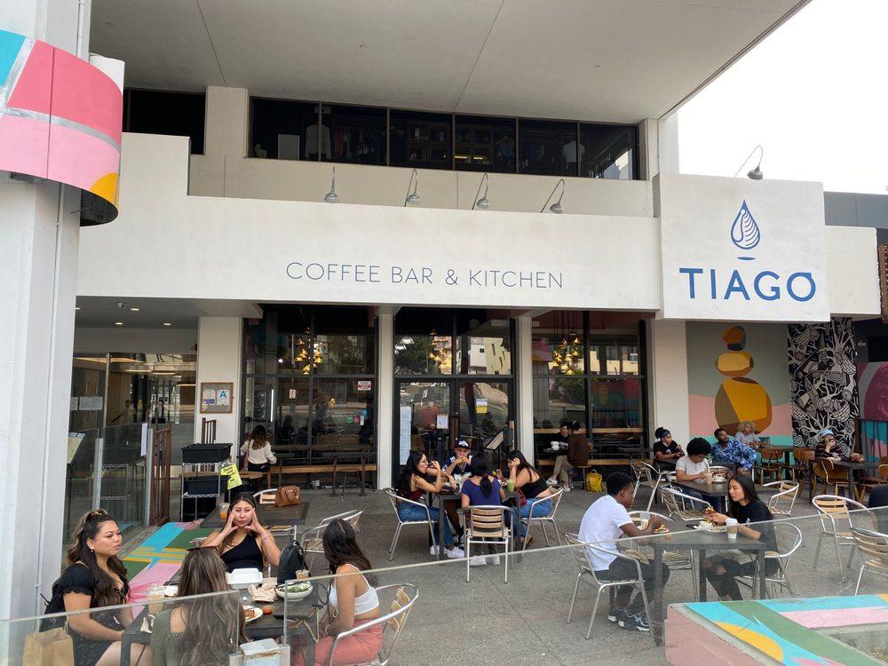 Tiago Coffee Bar & Kitchen