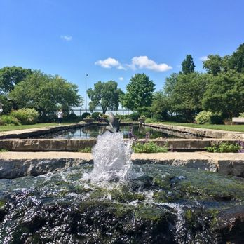 Photo Of Olbrich Botanical Gardens   Madison, WI, United States. Beautiful  Day In
