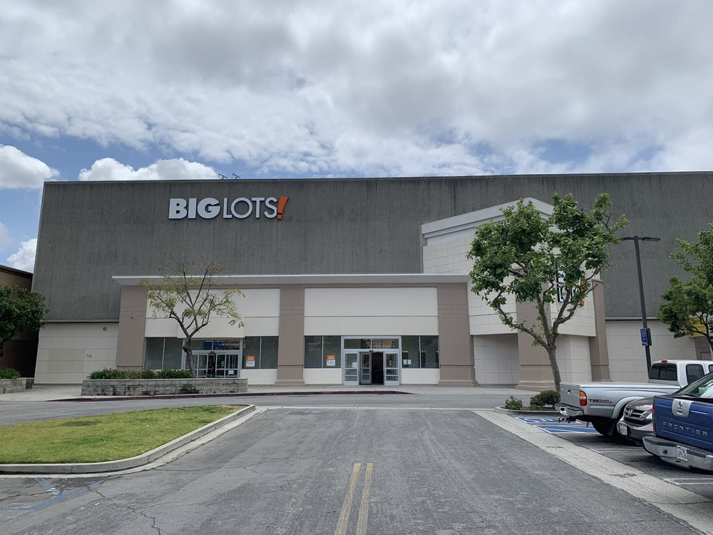 Big Lots: 2500 W Commonwealth Ave, Alhambra, CA