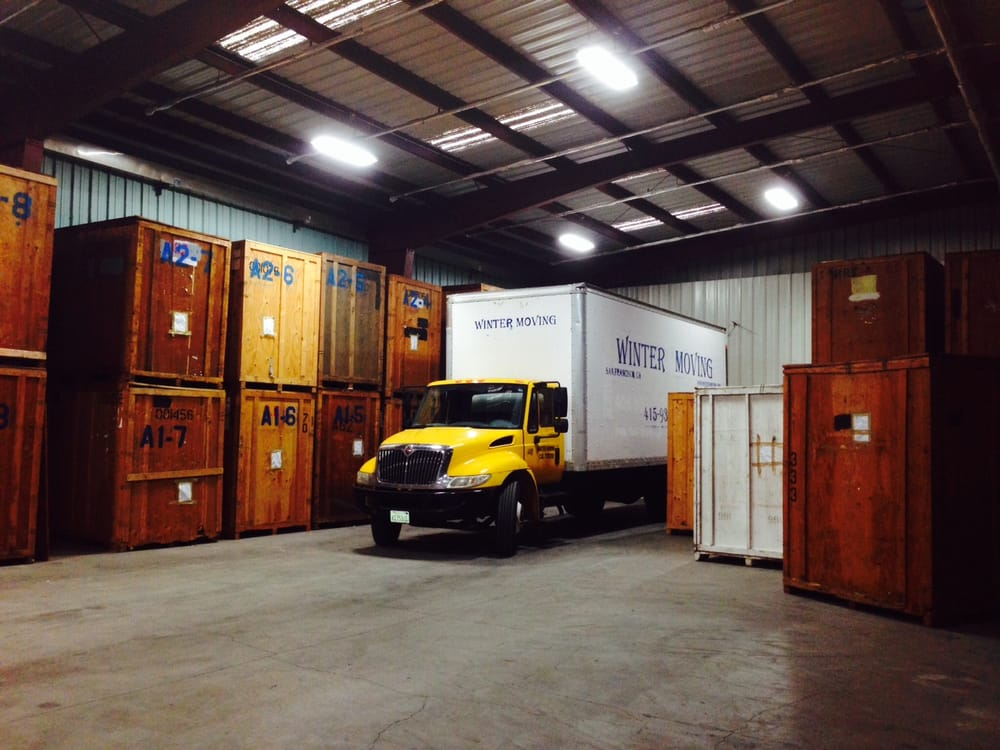 Winter Moving & Storage Company
