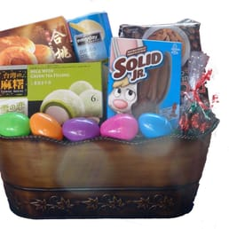 Gift in basket 15 photos gift shops 2220 midland avenue photo of gift in basket toronto on canada all easter gift baskets negle Images