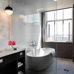 Photo Of Kimpton Cardinal Hotel Winston M Nc United States Bathroom