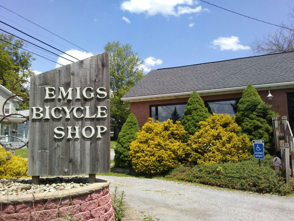 Emig's Bicycle Shop: 596 State St, Meadville, PA