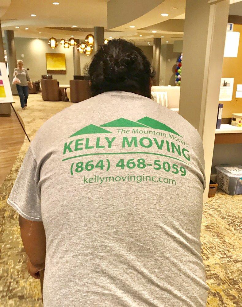 Kelly Moving: 12290 Highway 11, Campobello, SC
