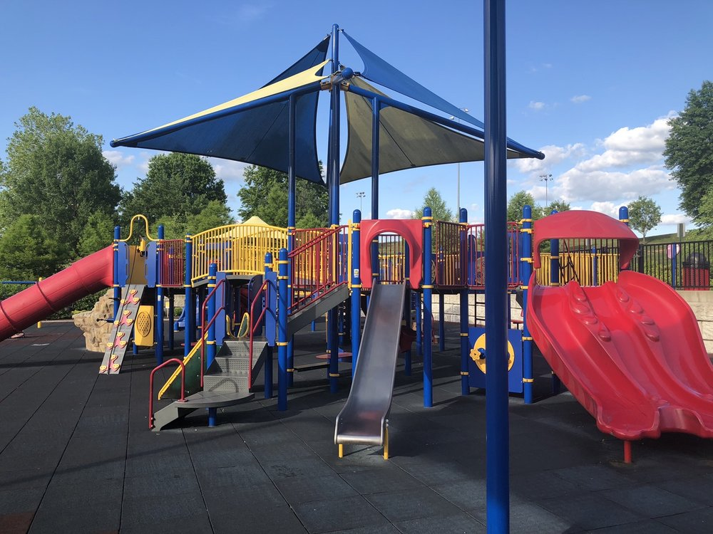 All Abilities Park: 1100 S Lake Shore Dr, Washington, MO