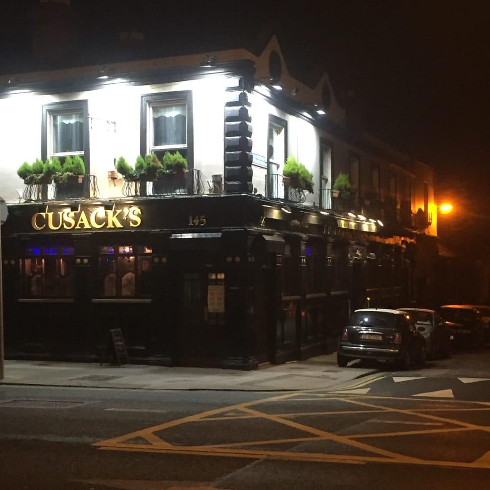 Cusack s pubs 145 n strand road north strand dublin for Best bathrooms dublin
