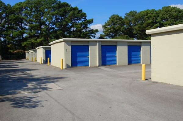 Photo Of Sentry Self Storage   Huntsville, AL, United States. Climate  Controlled Self