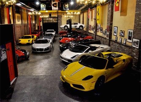 Exotic Car Rental In Newark Nj