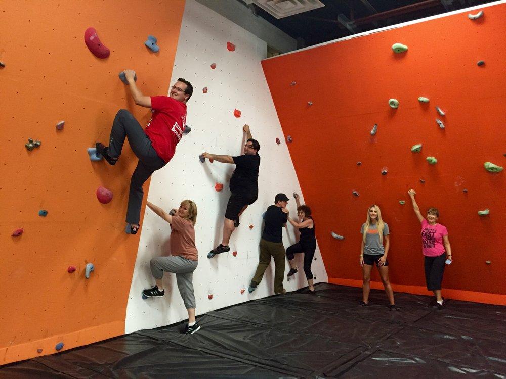 Windsor Rock Gym: 1215 Walker Road, Windsor, ON