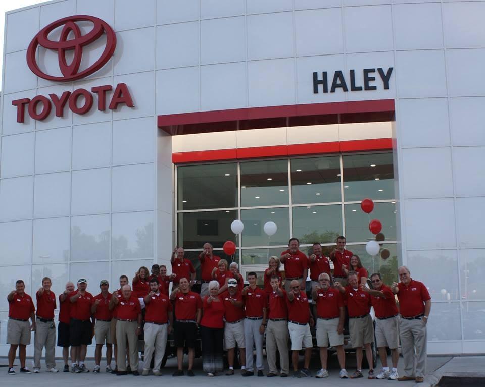 Haley Toyota Roanoke >> Haley Toyota of Roanoke - Car Dealers - 1530 Courtland Rd