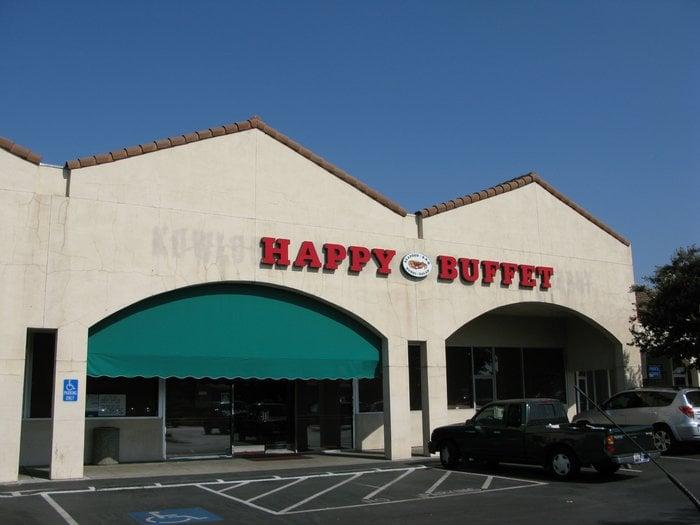 Happy buffet closed 83 reviews buffet 24 s abbott for Abbott california cuisine