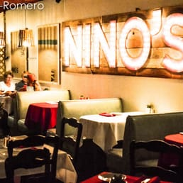Nino Italian Restaurant Long Beach Ca Menu