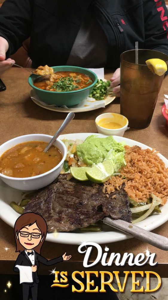 El Rodeo Mexican Restaurant: 319 S Ww White Rd, San Antonio, TX