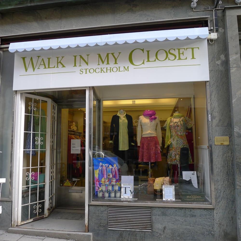 Walk In My Closet
