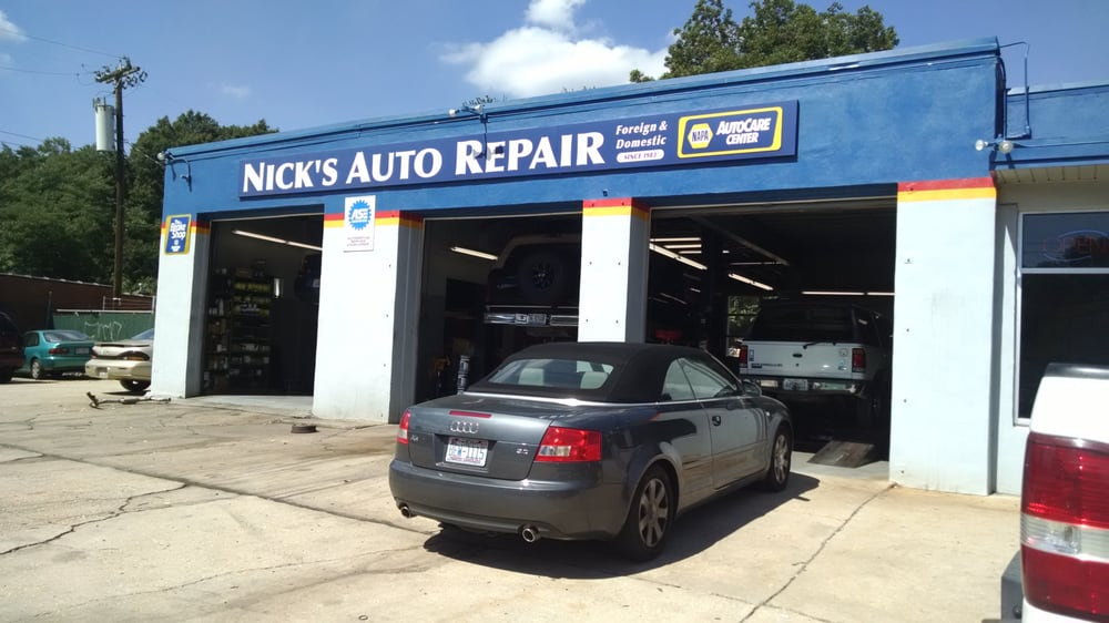 Nick's Auto Repair