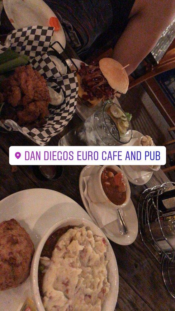 Dan Diegos Euro Cafe and Pub