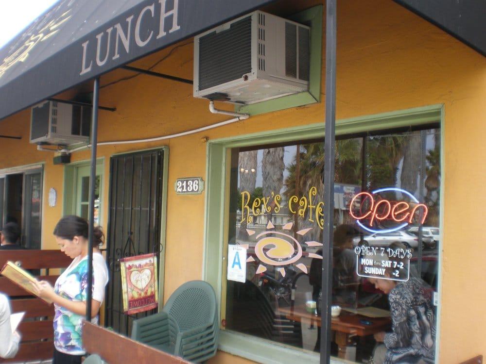 Rex S Cafe San Pedro Ca