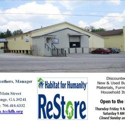 Lagrange Habitat Restore Thrift Stores 333 Main St
